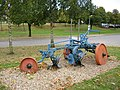 Disused Plough, Stretton - geograph.org.uk - 1538325.jpg
