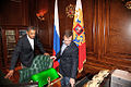 Dmitry Medvedev and Barack Obama 6 July-20.jpg