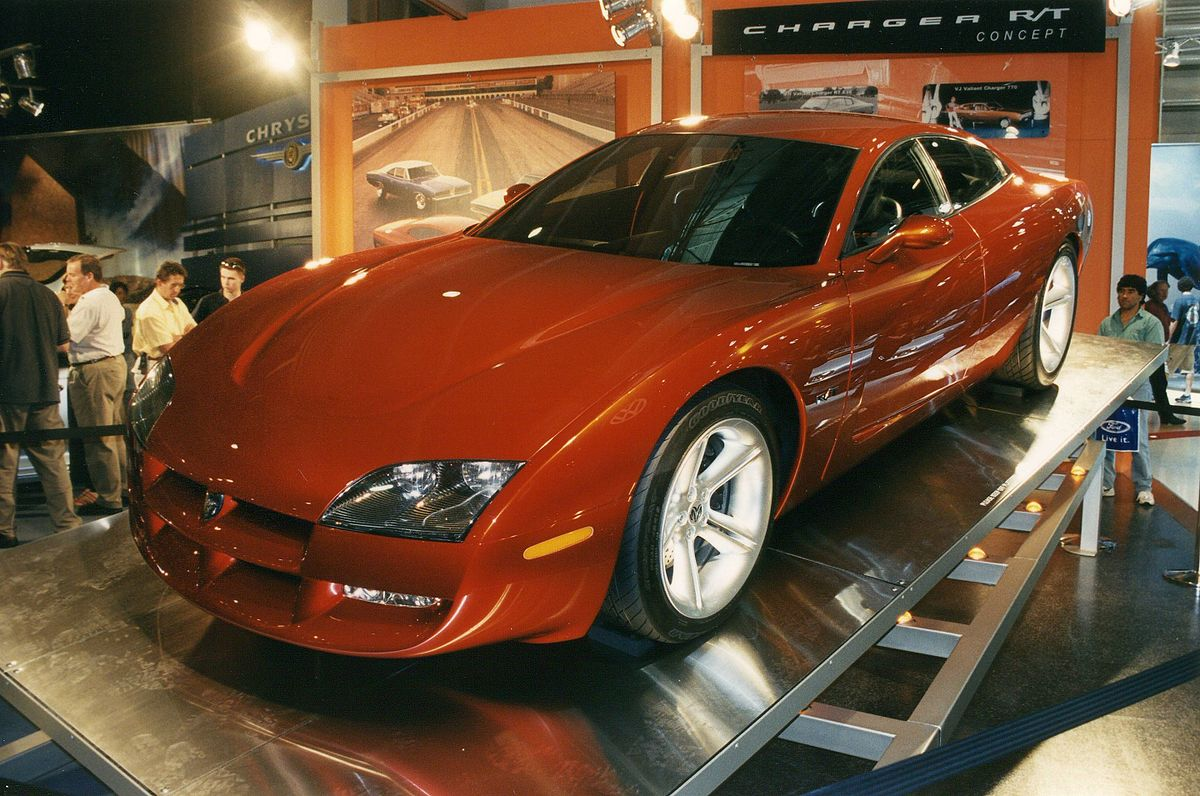Dodge Charger R T Concept Wikipedia