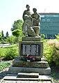 Dolní Lutyně, památník první světové války.JPG