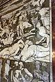 Domenico Beccafumi (disegno), Storie di Mosè sul Sinai, 1531, punizione degli ebrei 01.JPG