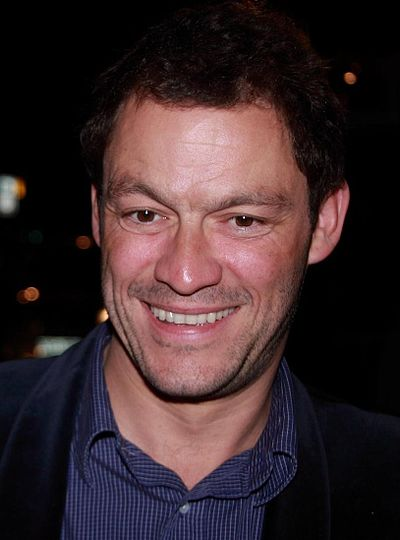 Dominic West, English film, television, and theatre actor