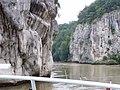 Donaudurchbruch 2 * Danube gorge - panoramio.jpg