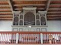 Dorfkirche Kirchlotheim 2019 Orgel.jpg