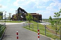 Dortmund - PW-Phoenixplatz+Phoenixhalle 06 ies.jpg