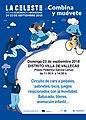Dos grandes eventos cierran la Semana de la Movilidad en Vallecas 02.jpg