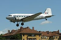 Douglas C-47B Dakota, G-AMPY, Air Atlantique (AAG).jpg