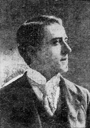 Ralph Vary Chamberlin - Chamberlin circa 1905