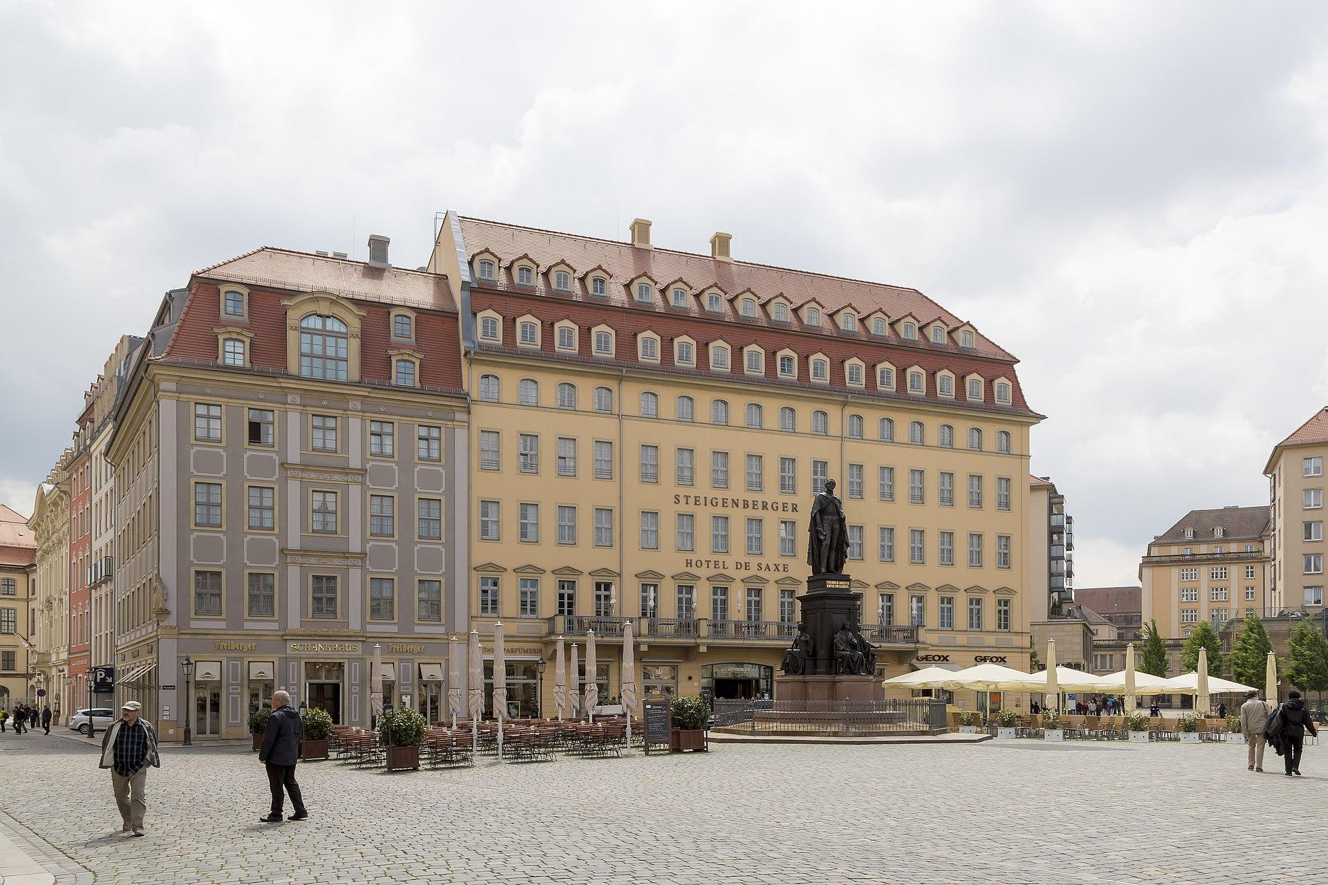 Steigenberger Hotel De Saxe Fruhstuck