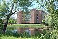 Dubna University Lake.JPG