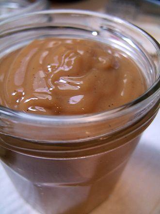 Dulce de leche - A jar of dulce de leche