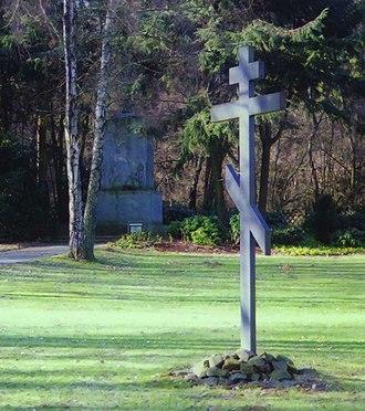 Hemer - POW memorial in Hemer