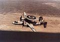 E-2C Hawkeye of VAW-123 in flight 1991.jpg