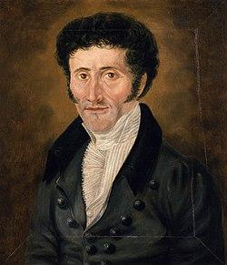 E. T. A. Hoffmann, autorretrato.jpg