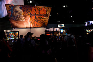 Tekken 6 - Tekken 6 exposition at E3 2009