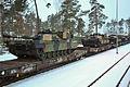 EAS M1A2s arrive in Grafenwoehr (12234703364).jpg