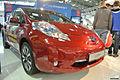 ECarTec Munich 2013 Nissan Leaf (10475107274).jpg