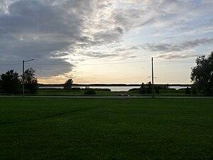 Lake Harku - Image: EE TLN HAABERSTI Harku lake