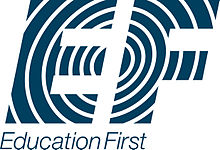 Alt description de l image ef education first logo