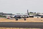 EGLF - Douglas DC-6B - OE-LDM (29920729648).jpg
