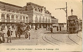 Image illustrative de l'article Gare de Lyon-Brotteaux
