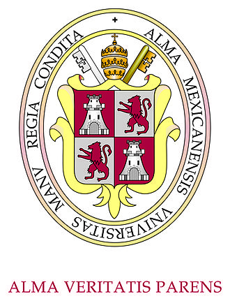Roman Catholic Archdiocese of Mexico - Image: ESCUDO UPM COLOR baja