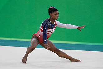 Simone Biles - Biles competing at the 2016 Summer Olympics