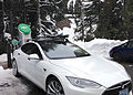 EV charger at Mt. Hood Skibowl (12796560824).jpg