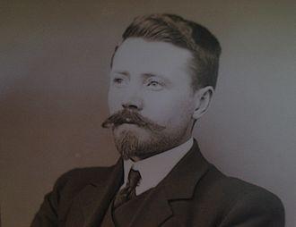 Ernest Henry Wilson - Image: E H Wilson