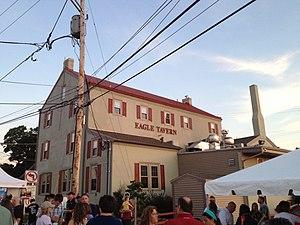 Eagle, Pennsylvania - Image: Eagle Tavern PA Festival