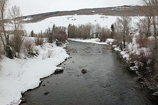 East River (Colorado) river in Colorado, United States
