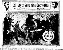 Ed Ory Sunshine Orch Chicago Defender 1922.jpg