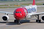 Edelweiss Air Airbus A330-343 HB-JHQ (26727145771).jpg