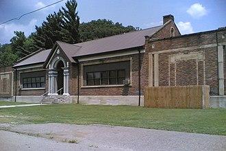 Rubyville Elementary School - Image: Eden Park Elementary Aug 2007