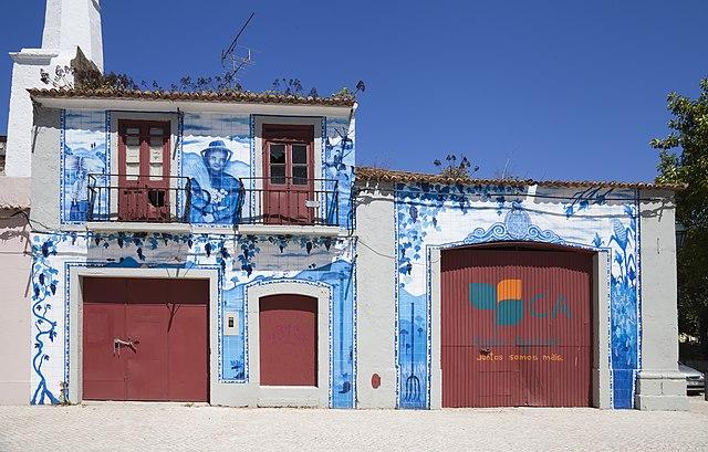 Archivo edificio de azulejos avenida luisa tody set bal for Edificio de los azulejos