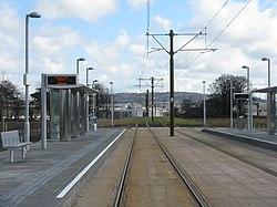 Edinburgh Trams - Gogarburn (geograph 3377484).jpg