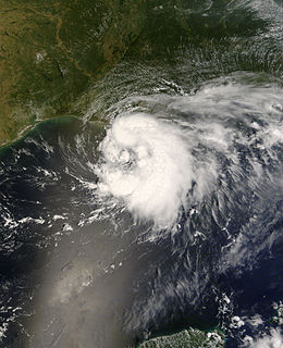 Tropical Storm Edouard (2008) Atlantic tropical storm in 2008