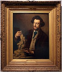 Gaston Marchand, sculptor
