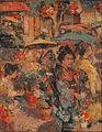 Edward Atkinson Hornel - Flower Market, Nagasaki - Google Art Project.jpg