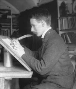 Edward Johnston British craftsman, calligrapher and typographer