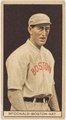 Edward McDonald, Boston Braves, baseball card portrait LCCN2008677956.tif