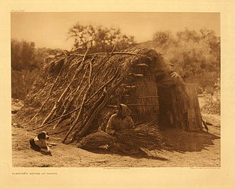 Campo Indian Reservation - Image: Edward S. Curtis Collection People 074