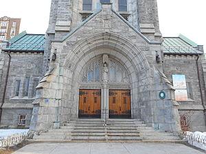 Saint-Dominique Church (Quebec City) - Image: Eglise Saint Dominique, Quebec 10