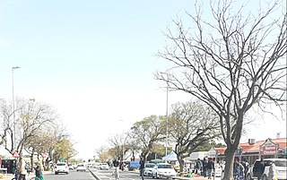 Kraaifontein Place in Western Cape, South Africa