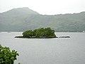 Eilean Ghruididh in Loch Maree - geograph.org.uk - 218250.jpg