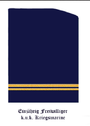 Einjährig-Freiwilliger k.u.k. Kriegsmarine