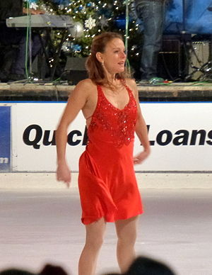 Ekaterina Gordeeva - Gordeeva in 2014