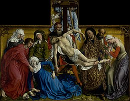 El Descendimiento, by Rogier van der Weyden, from Prado in Google Earth.jpg