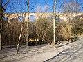 El Pont Nou, aqüeducte, Sant Pere de Riudebitlles, Detalls 20.jpg