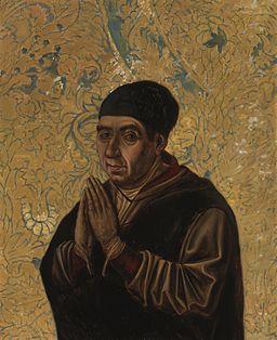 El arquitecto Juan Guas (Museo del Prado)